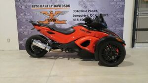 2012 Can-Am Spyder RS-S Special