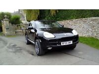 Porsche Cayenne V6 Tiptronic 2005 (55) Panoramic Roof - FSH.