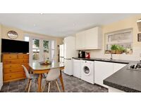 Ultra-Modern Garden Flat Situated On Prestigious Road, In Close Proximity To Wimbledon Station.