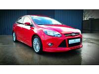 ***2012 ford focus 1.6tdci**PROPER ZETEC S MODEL**only 46k**