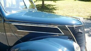 Wanted: Hood for a 1937 Ford