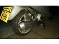 Piaggio x9 125 cc