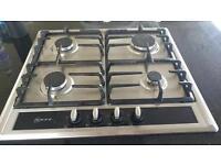 NEFF Gas Cooker Hob £150 ono