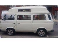 Volkswagen campervan transporter T25
