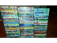 92 kids dvds