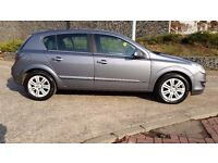 VAUXHALL ASTRA DESIGN 1.6 PETROL 5 DOOR HATCHBACK MOT JUNE 2018