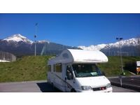 Fiat Ducatto - Swift Lifestyle 630L - Fantastic motorhome - large sleeping/living areas