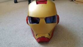 HASBRO - Iron Man Full Face Helmet with Lights And Sounds