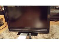 "SONY BRAVIA KDL-40V3000 / 40"" Full HD 1080p LCD TV / Excellent condition/ 2x HDMI /Build in Freeview"