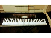 casio lk keyboard keyboards pianos organs for sale gumtree. Black Bedroom Furniture Sets. Home Design Ideas