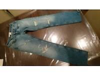 Armani women's jeans
