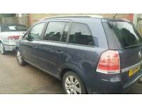 VAUXHALL ZAFIRA 1.8 PETROL ONLY 55000 FULL VOSA HISTORY 2 OWNERS