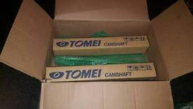 200sx s13 ca18det tomei 270 cams