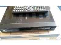 Cloud iBox 2 ii + plus satellite receiver