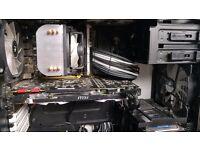 i5 4460/Asus B85m-g/8GB DDR3 1866mhz ram