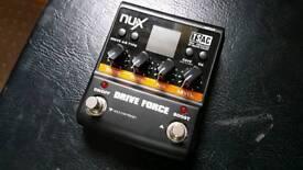 Nu-X Drive Force pedal