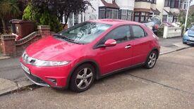Honda Civic -Hatchback Diesel