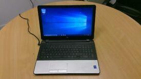 HP 350 G2 laptop 256gb SSD Intel Core i5 5200U 5th generation processor