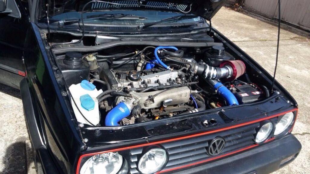 Exodus Roof Bars >> 1991 (J) VW Golf MK2 20v 1.8T Black, mk2, 20vt, Turbo, p/x mk1, old beetle, vag? | in Richmond ...