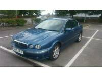 ++++QUICKSALE WANTED JAGUAR X-TYPE FULLY LOADED++++STARTS AND DRIVES VERY GOOD NO ISSUES