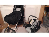 Cars Seats / Baby Carriers & Baby Strollers ( collection only - Acton )