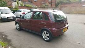 Vauxhal Corsa 1.4 petrol (2004) only 71000 miles