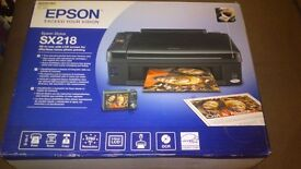 Epson Stylus SX218 Printer For Sale ~ Great Condition!