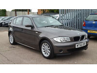 2006 BMW 116i 1 Series 5 Door, FSH, One Owner, 12 Months MOT, HPI Clear