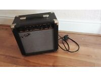 Crafter 'Cruiser' amp, hardly used, very good condition.