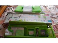 Wii fit board and accessories brand new never used fully boxed see pics