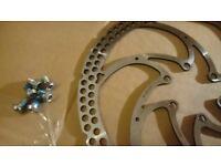 Formula Hydraulic Disc Brake Rotors 180mm and 160mm