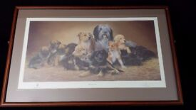 Friends For Life by Nigel Hemming Limited Edition Signed print