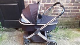 Oyster 2 with carrycot only pram buggy. stroller. travel system