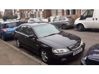 HONDA ACCORD SALE - AUTO, PAS, LEATHER, A/C, CD PLAYER, SOUND ENGINE, LONG MOT, VERY GOOD CONDITION