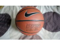 Indoor/Outdoor Basketball size 7 never used.