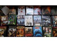 Massive joblot of dvds