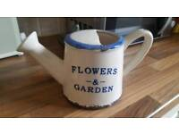 Shabby chic watering can