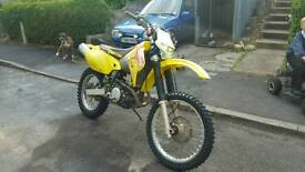Drz 400 breaking up for parts