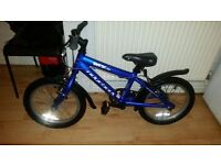 "Kids Ridgeback MX 16"" mountain bike Alloy Frame Unisex Children EXCELLENT CONDITION"