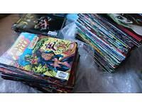 250+ comic Job Lot