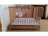 Geuther Europarc Playpen Natural - USED