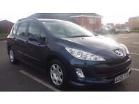 💲 BEST VALUE ANYWHERE 💲 2009 Peugeot 308 SW ESTATE 1.6 HDi S 5dr ★ FAULTLESS DRIVE ★ JUST SERVICED