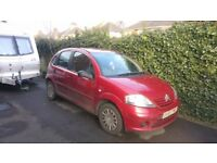 Used Citroen C3 diesel 2005 *500ono*- looking for quick sale
