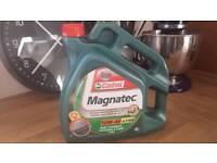 Castrol MAGNATEC Oil 10W-40 A3/B4 4L