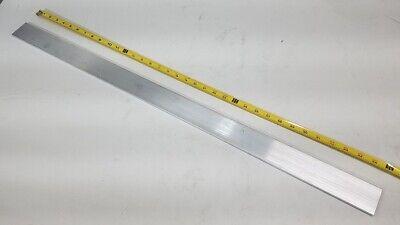 6061 Aluminum Flat Bar 14 X 2 X 36 Long Solid Stock Plate Machining