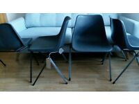John Lewis Polyside Chairs by Robin Day