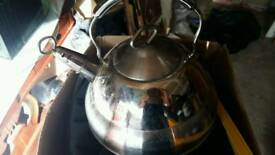 Gas stove kettle