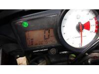 Yamaha yzf r125...2013...7000 miles
