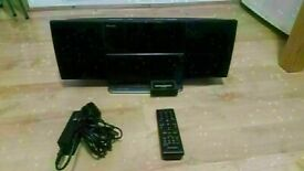 Pioneer X-SMC1-K. Audio System/ For iPhone, iPod with bluetooth adapte