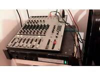 Yamaha MW12C mixing desk with usd